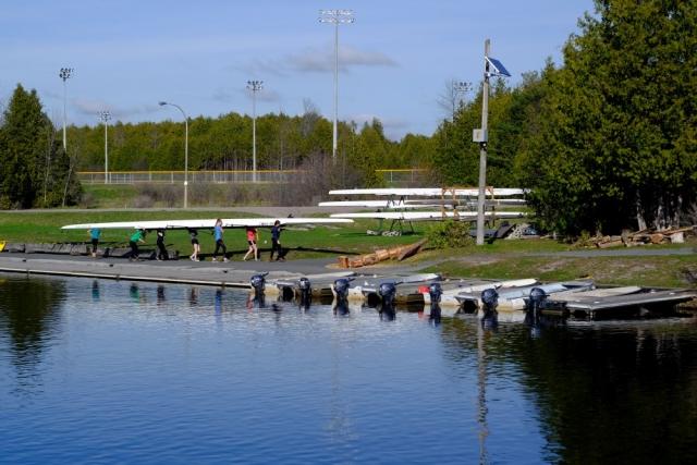 Canon FD 50mm - Fuji XT1 (Velvia) - Peterborough - Trent University Rowing Club
