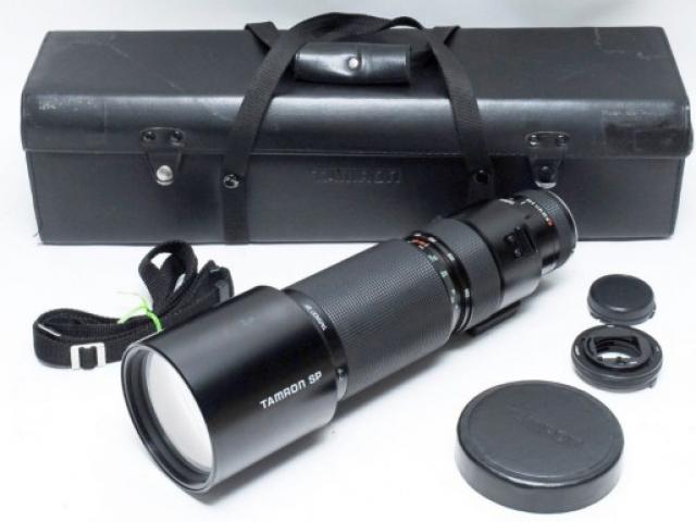 Tamron 200-500mm F5.6